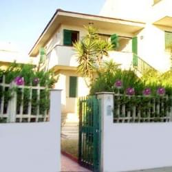 Casasantabarbara Villetta Con Veranda Vista Mare